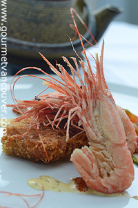 Spot Prawn Menu in Town 4 : C Restaurant thumbnail