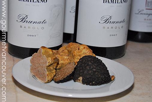 CinCin Damilano Wine & Truffle Dinner 來自天堂的香味 thumbnail