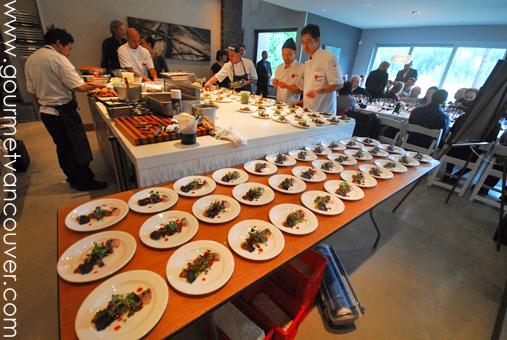 Minami & Tinhorn Creek Luncheon @ Cornucopia thumbnail