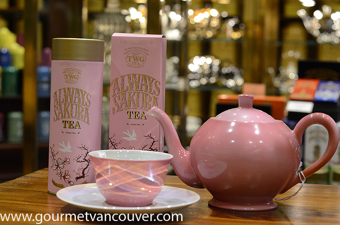 TWG Tea Salon: 迎得春寒第一枝 thumbnail