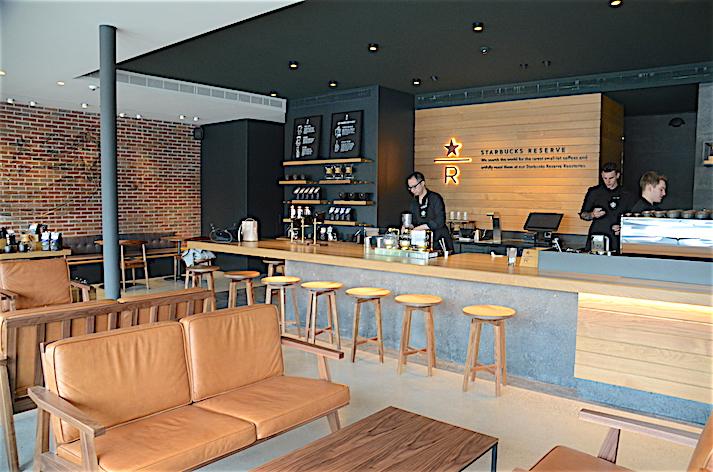 星巴克加西第一精品咖啡館 thumbnail