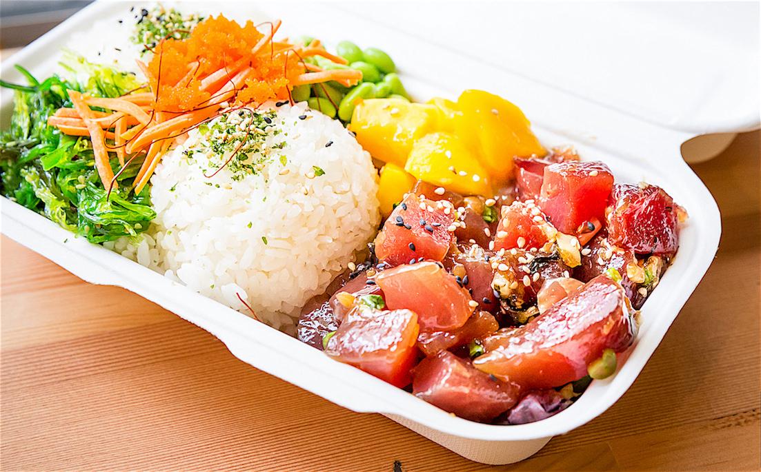 全城熱話愛Poké,夏威夷小食風靡溫哥華 thumbnail