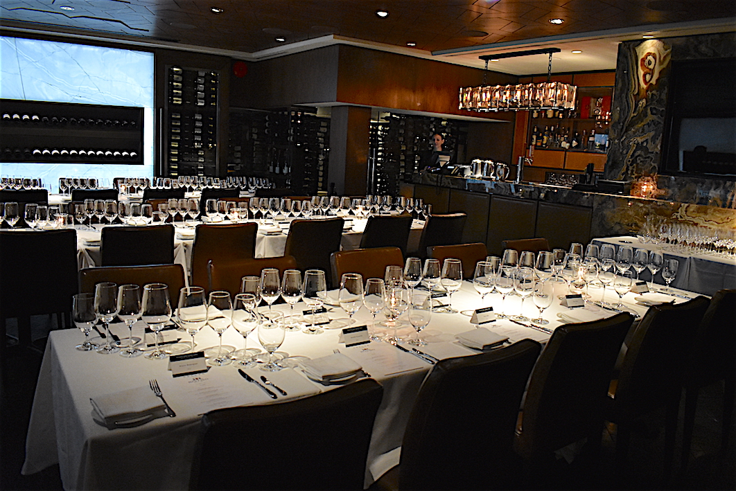 Ruffino Wine Dinner @The Cellar by Araxi thumbnail