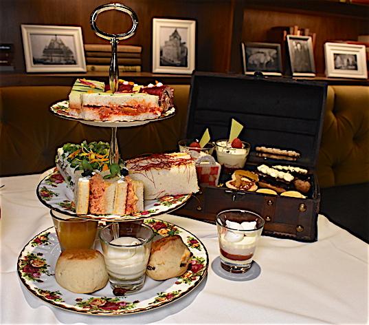 Fairmont Hotel Vancouver八十周年慶  主題下午茶 thumbnail