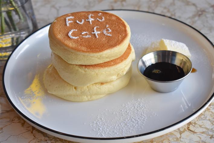 Fufú Café : 溫哥華首間Soufflé Pancake Café thumbnail