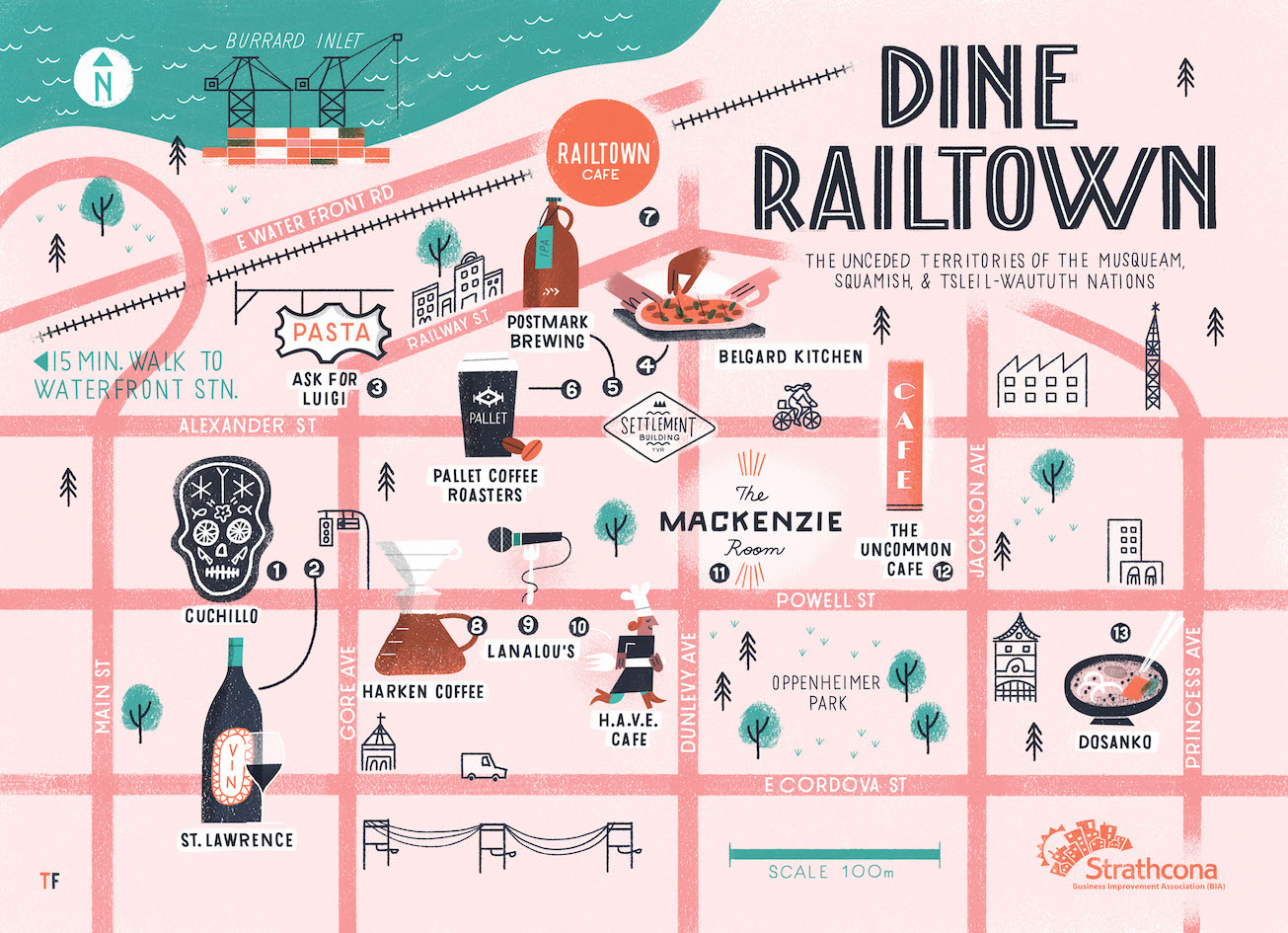 Dine Railtown愛心美食大巡禮 thumbnail