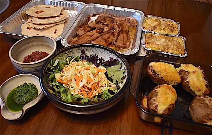 外帶美食第二波  Meal Kit讓你居家享受下廚樂 thumbnail